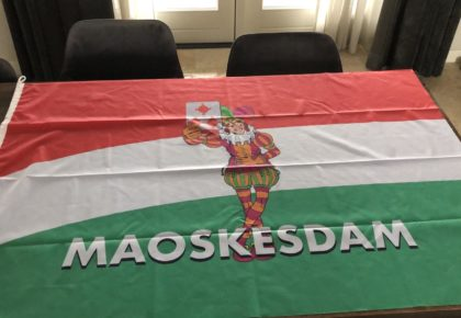 De Maoskesdammer Vlag