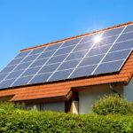 Zonne energie op de eigen woning